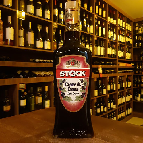 Licor Stock Creme de Cassis 720ml
