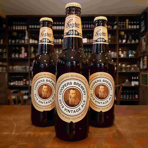 Cerveja Coopers Vintage Ale Barley Wine 355ml