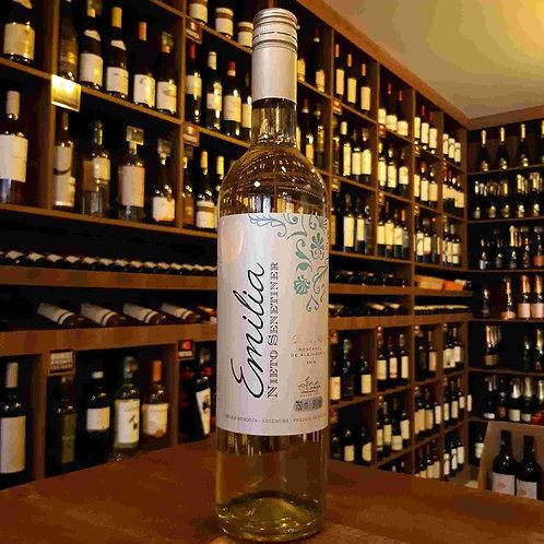 Vinho Branco Argentino Nieto Senetiner Chardoonay Viognier 750ml