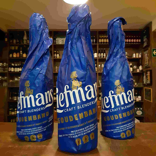 Cerveja Especial Belga Liefmans Goudenband 750ml