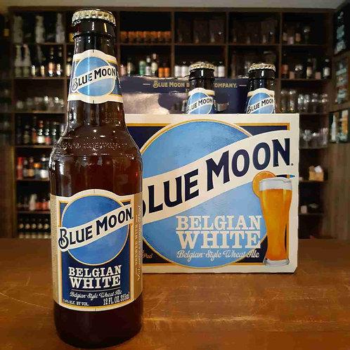 Cerveja Blue Moon Witbier 330ml (frutas cítricas, refrescante, sem amargor)