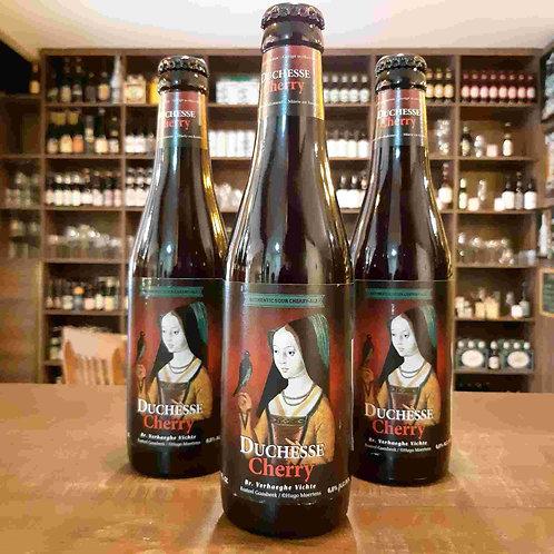 Cerveja Duchesse Cherry Red Flanders com Cereja 335ml