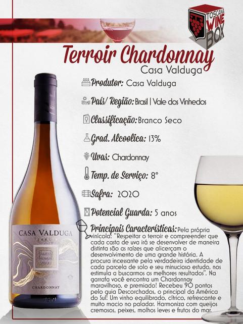 Chardonnay Terroir Casa Valduga