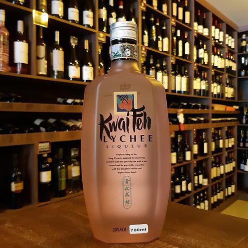 Licor Kwai Feh Lychee 700 ml (Lichia)
