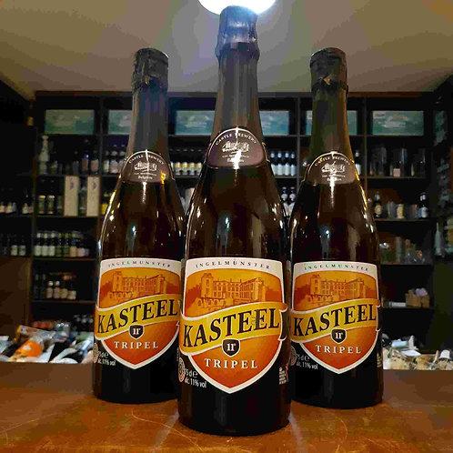 Cerveja Kasteel Belgian Tripel 750ml Garrafa Rolhada