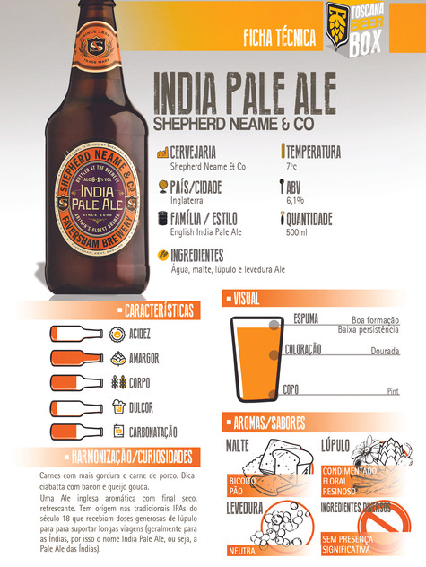Shepheard Neame India Pale Ale