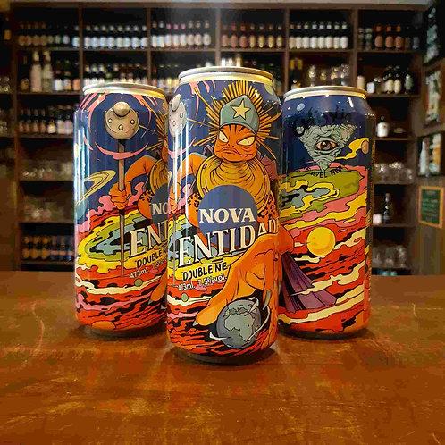 Cerveja Odisseia Nova Entidade Double NEIPA 473ml