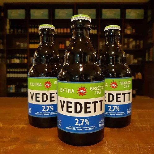Vedett Session IPA 330ml - Leve, Refrescante e Cítrica!