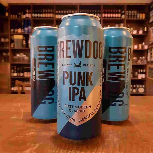 Cerveja Brew Dog Punk IPA Lata 500ml