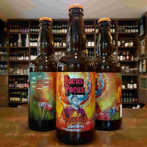 Cerveja Hocus Pocus Orange Sunshine Blond Ale 500ml