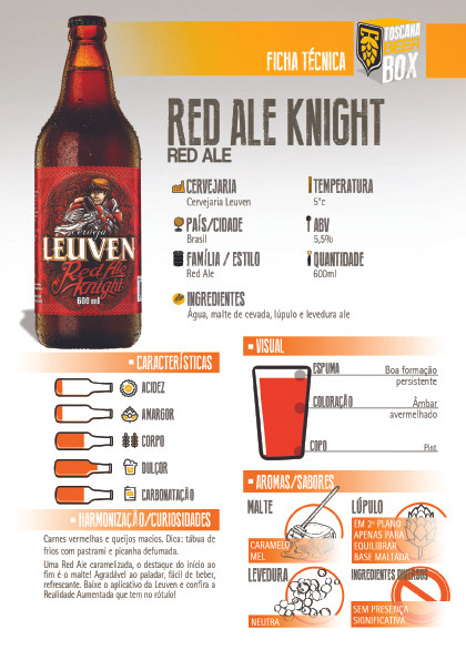 Leuven Red Ale Knight