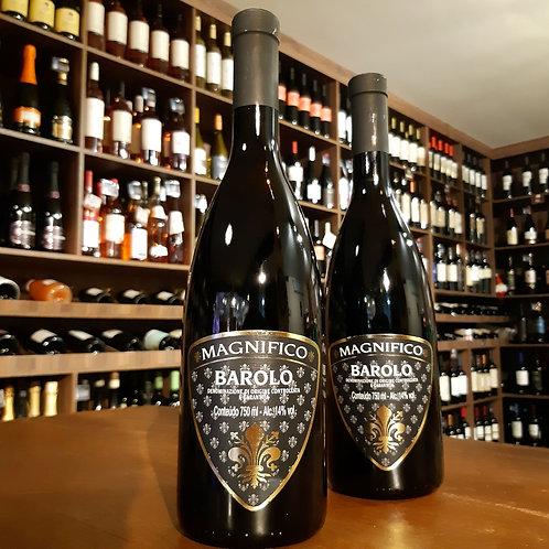 Vinho Italiano Barolo Magnífico 750ml