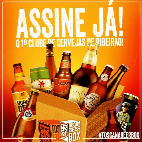 Clube de Cervejas - 3 Meses de Assinatura