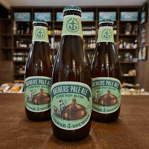 Cerveja Anchor Brewers Pale Ale 375ml