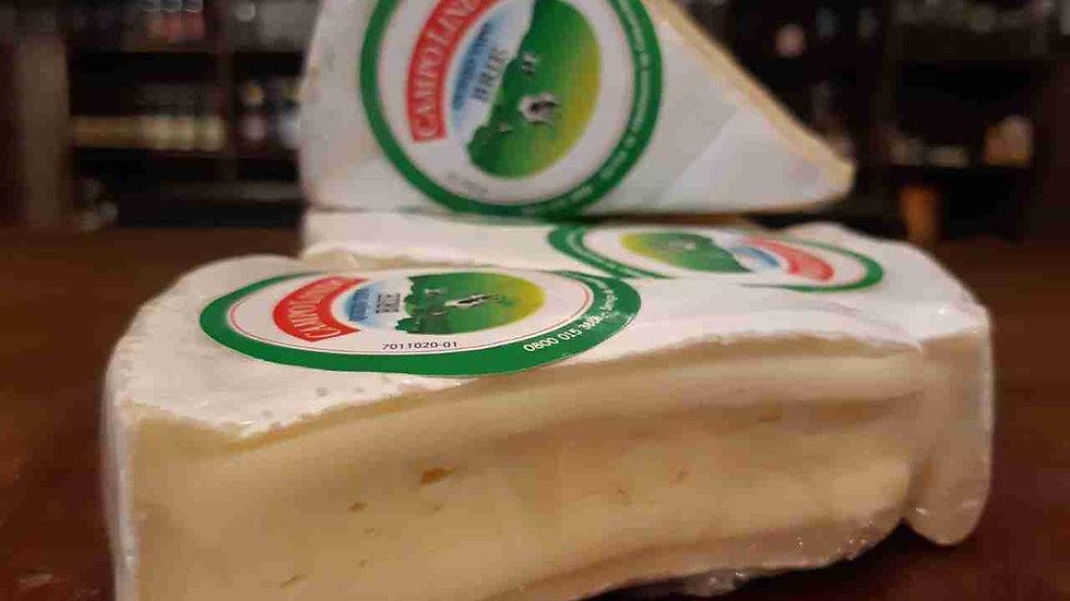 Queijo Brie Nacional - pedaço entre 150g e 170g