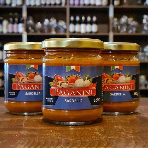 Sardella Italiana Paganini 180g