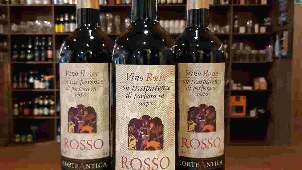 Vinho Tinto Italiano Corte Antica 750ml
