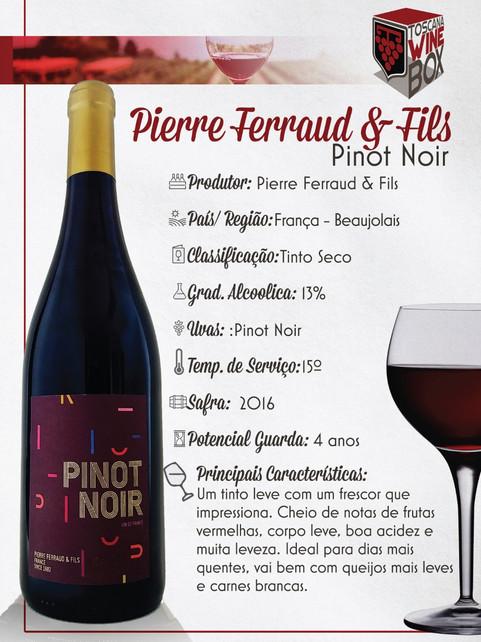 Ferraud Pinot Noir