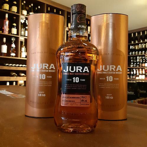 Whisky Scotch Jura 10 Anos Single Malt 700ml