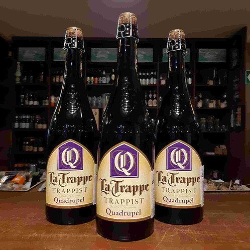 Cerveja La Trappe Quadrupel 750ml - Referência mundial!