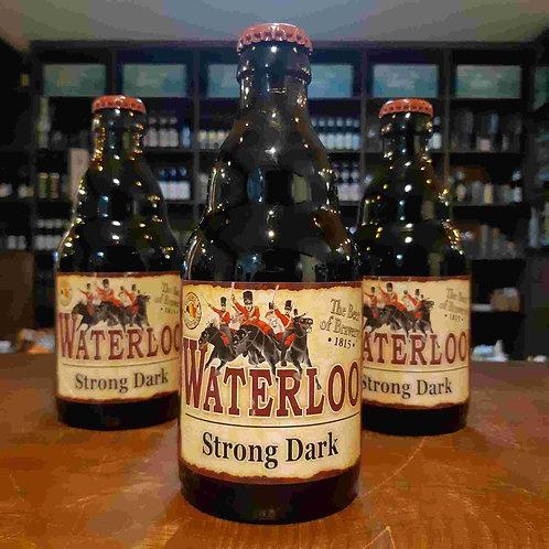 Cerveja Waterloo Belgian Dark Strong Ale 335ml