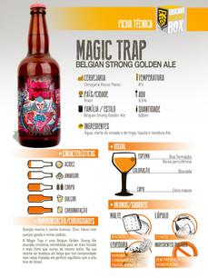 Hocus Pocus Magic Trap