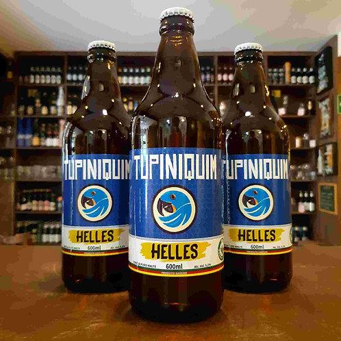Cerveja Tupiniquim Helles 600ml