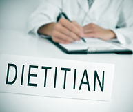 Consultant dietitian and RDN
