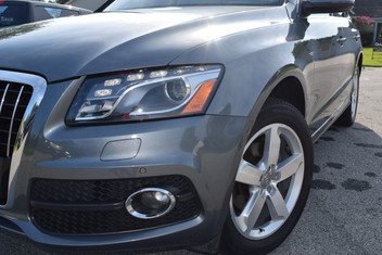 2012 Audi Q5 in for our Enhancement Detail and our entry level coating