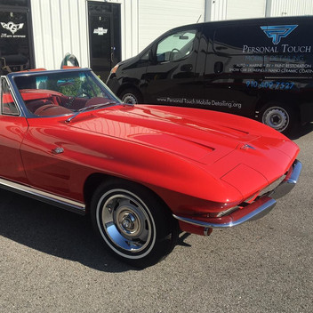64 Vette Introduced to our Enhancement Detail