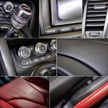 What inexperienced and untrained detailers can do to your interior!