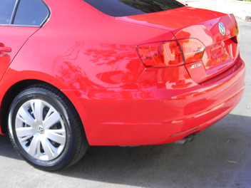 C-QUARTZ APPLIED TO A JETTA. SHINE SUPPLY AND PERSONAL TOUCH CRUSHING IT!
