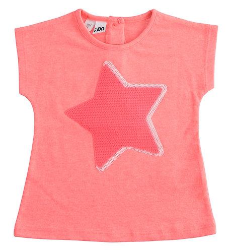iDO - Coral T-Shirt