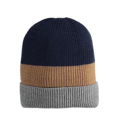 iDO - Tricot beanie cap with bands