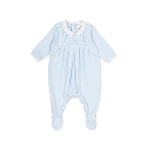 Tutto Piccolo - P.Adagio Sky Blue Babygrow