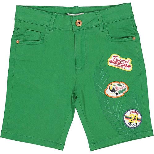 Trybeyond  - Green Shorts