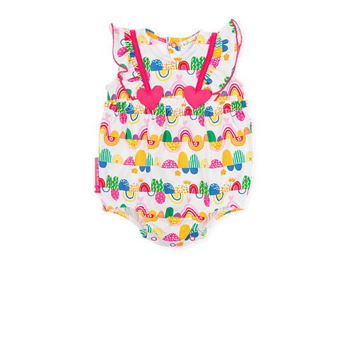 Agatha Ruiz de la Prada - Multi Coloured Babysuit