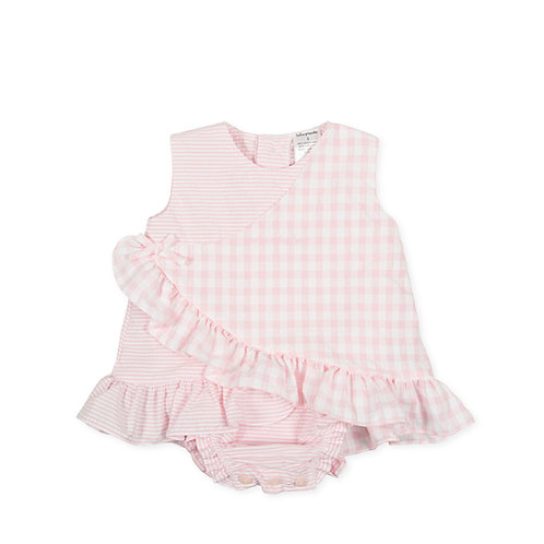 Tutto Piccolo - P.Bamba Pink Babygrow