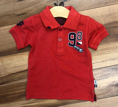 Le Chic - Red Polo Shirt