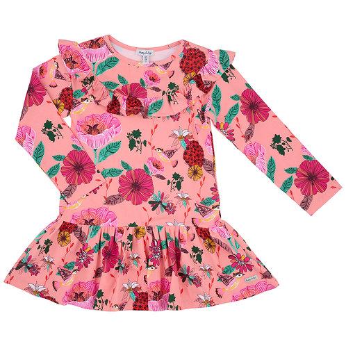 Happy Calegi - Xenia All Over Print Dress