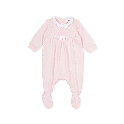 Tutto Piccolo - P.Adagio Pink Babygrow