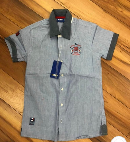 UBS2 Grey Shirt