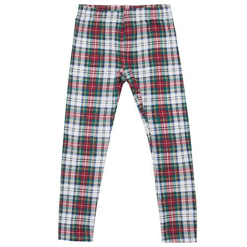 UBS2 - Check print leggings