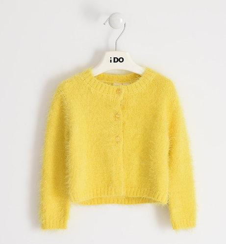 iDO - Lurex cardigan for girl