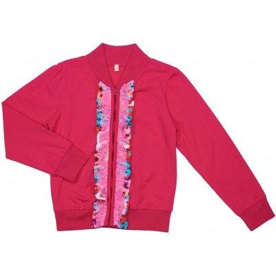 Happy Calegi - Lia Pink Cardigan