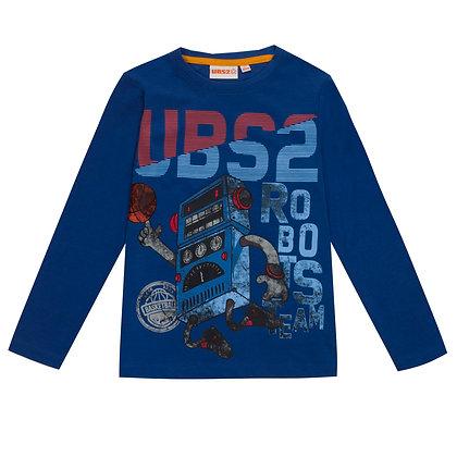 UBS2 - Boys Blue T-Shirt