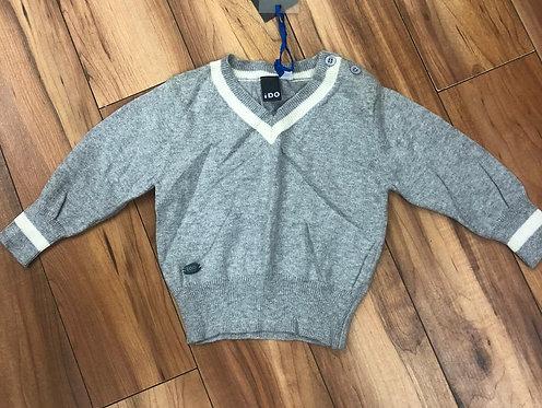 iDO - Grey Cardigan