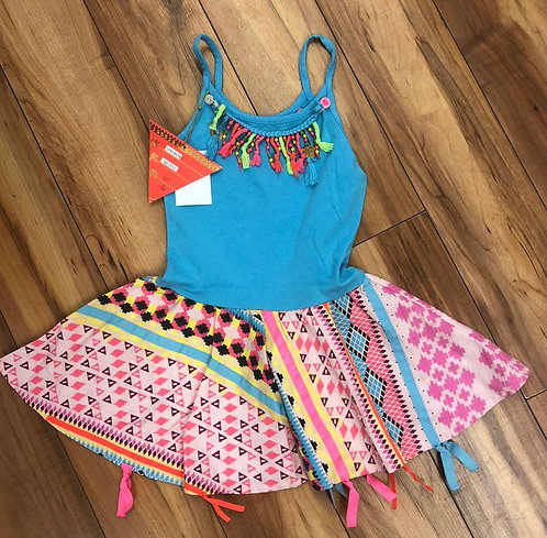 Mimpi - MultiColour Dress