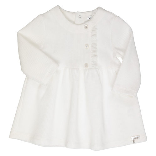 GYMP -  Off-White Melanie Dress