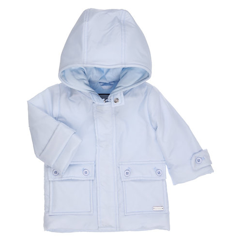 GYMP -  Light Blue Sumi With Hood